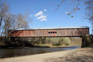 Improved adhesives will help reduce costly repairs to historic covered bridges.