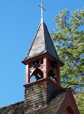 church-steeple